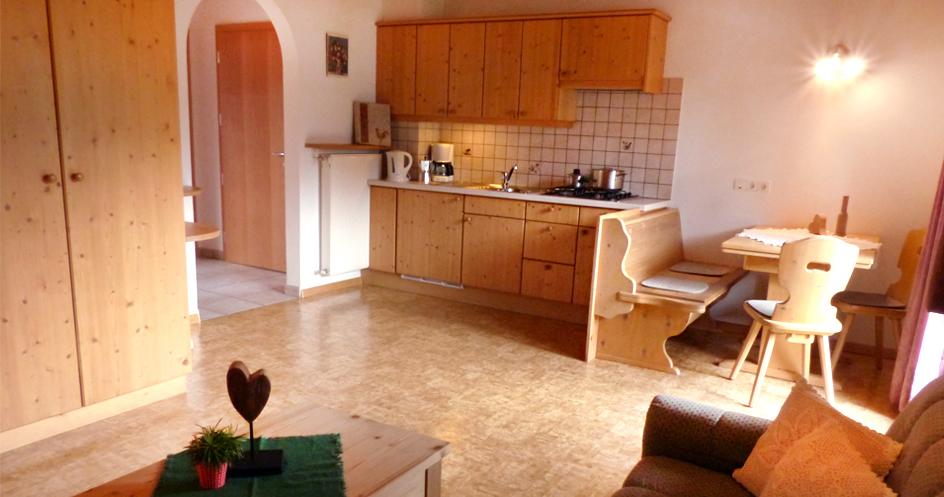Appartamenti e prezzi del nostro agriturismo in Val Pusteria - Dolomiti